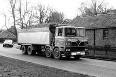 Foden Vintage Trucks, Old Trucks, Semi Trailer, Dump Trucks, Commercial Vehicle, Classic Trucks, Tractors, Buses, Vehicles