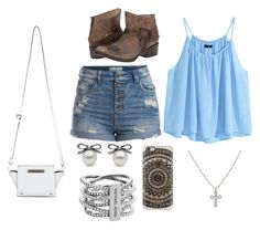 """""""Untitled #79"""" by haleynhester on Polyvore"""