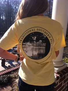 Traditional Southern Fun TShirt by SouthernNecessity on Etsy, $25.00