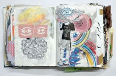 Featured Artists: Ted McGrath - Doodlers Anonymous