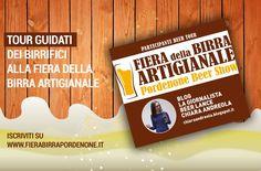 Programma Degustazioni Fiera della Birra di Pordenone