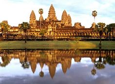 Ankor What, Cambodia
