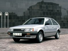 Mazda 323 – Wish I could find one in this condition. Mazda 323, Mazda Familia, Mazda 3 Hatchback, Fiat Uno, Hobby Cars, Hd Wallpaper, Wallpapers, Super Images, Auto Motor Sport