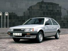 Mazda 323 3-door (1985 – 1989).