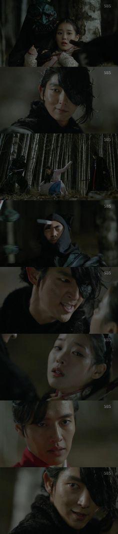 [Spoiler] 'Scarlet Heart: Ryeo' Lee Joon-ki vs Kang Ha-neul conflict over IU