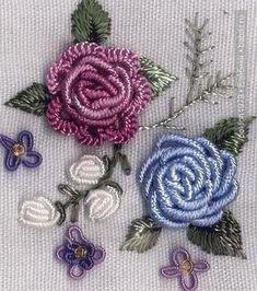 new brazilian embroidery patterns Brazilian Embroidery Stitches, Hand Embroidery Stitches, Crewel Embroidery, Hand Embroidery Designs, Embroidery Techniques, Cross Stitch Embroidery, Embroidery Needles, Creative Embroidery, Embroidery Supplies