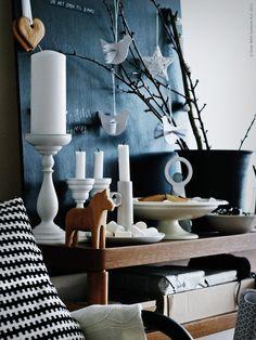 Gästbloggare: Grafisk jul | God Jul | inspiration från IKEA
