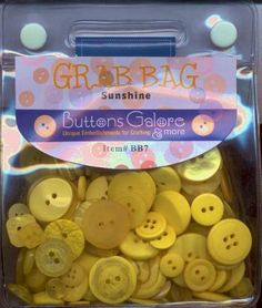 250 yellow buttons for $6.69!