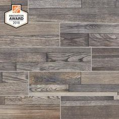 Marazzi VitaElegante Ardesia 12 in. x 24 in. Porcelain Floor and Wall Tile sq. / - The Home Depot floors Marazzi VitaElegante Ardesia 12 in. x 24 in. Porcelain Floor and Wall Tile sq. / - The Home Depot Tiles Texture, Wood Texture, Wood Look Tile, Tile Wood, Tile Projects, Carpet Design, Weathered Wood, Porcelain Tile, Wall Tiles