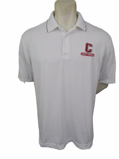 Cornell University Sprint Football Nike Golf Polo Shirt Size L Embroidered  #Nike #PoloRugby