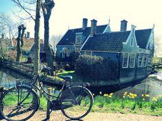 Zaanse Schans (Holland)