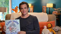 Clark The Shark is written by Bruce Hale, illustrated by Guy Francis and read by Chris Pine. Clark is a shark with zing, bang, and boom. Clark zooms into sch. Clark The Shark, Storyline Online, Ocean Unit, Read Aloud Books, Fiction And Nonfiction, Chris Pine, Character Education, Ocean Themes, Shark Week