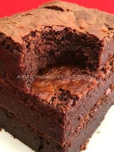 Guilt-Free Desserts is a lot more than a recipe book and a guide to healthy, low-glycemic desserts… Brownie Desserts, Brownie Bar, Brownie Recipes, Cookie Recipes, Dessert Recipes, Healthy Desserts, Chocolate Brownies, Chocolate Cookies, Chocolate Desserts