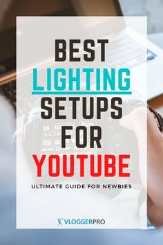 Wanna learn how to improve the your YouTube videos with professional-looking lighting? This guide will explain how to use lighting and the different lighting kits you can use for YouTube.