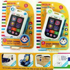3 Warna Bayi Belajar & Pendidikan Suara Musik Smartphone Model Berbicara Mainan Untuk Anak-anak Ponsel Ponsel Mainan