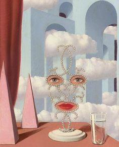 Rene Magritte - Sheherazade