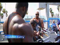 Dennis James (FLEX Photo shoot) Bodybuilding