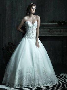 Abito da sposa Allure Couture