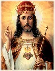 Feast of Christ the King, October 28, 2014