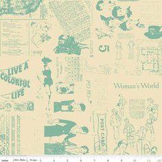 Fancy Pants Designs - Fancy And Fabulous - Pattern in Mint