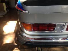 Particolare BMW 2.5 Cs