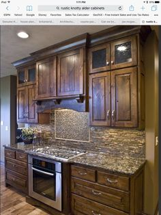 Rustic Farmhouse Kitchen Cabinets Makeover Ideas, My dream kitchen! Kitchen Cabinet Design, Farmhouse Style Kitchen Cabinets, Alder Kitchen Cabinets, Home Remodeling, Kitchen Cabinet Styles, Kitchen Styling, Kitchen Renovation, Kitchen Cabinets Makeover, Kitchen Design