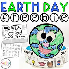 Needing an Earth Day Free Activity? This hat is a great independent activity for students. Students simply sort items by reduce, reuse, and recycle and glue the items under the correct column. Earth Day Kindergarten Activities, Earth Day Activities, Kindergarten Science, Free Activities, Preschool Ideas, Earth Craft, Earth Day Crafts, Community Helpers Preschool, Earth Day Projects