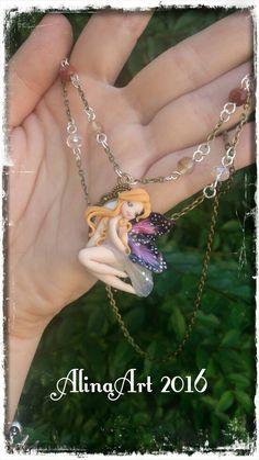 Guarda questo articolo nel mio negozio Etsy https://www.etsy.com/it/listing/408172695/necklace-cameo-witherspoon-fairy