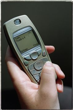 1977: Text Message