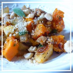 A Clean stuffing recipe that is so tasty, you don't even miss the bread! The sweetness of the apples and sweet potatoes with the saltiness of the sausage are a perfect combo. Makes 4-5 servings  Ingredients   1 lb Mild Italian Sausage, squeezed out of its casing and broken up into small pieces  4 T coconut oil  1/2