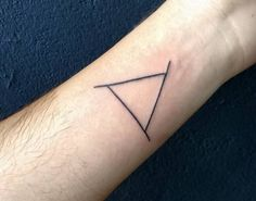 40 Unique Triangle Tattoo Meaning and Designs Vol 1 - 2 | Tube Tattoo