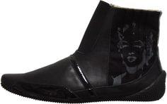 Por #MarylinMonroe... happy birthday!!! black by @AngelusDesigner #calzado #zapatos #shoes #diseñadora #Elche #Alicante
