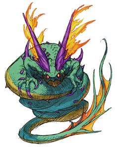 """""""Breath of Fire"""" 