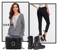 """""""Sheinside XIII/7"""" by ruza66-c ❤ liked on Polyvore featuring Sheinside and shein"""