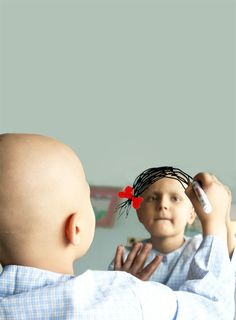 """Repin for all the children who are fighting cancer ):  -------  """"Help Fight Childhood Cancer"""""""