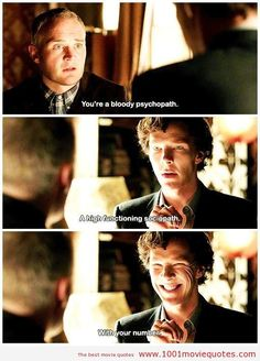 Sherlock - The Sign of Three