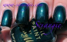 Barry M Racing Green is now mine