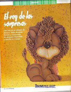 Dulce sabor de Craft: Revista Goma EVA país