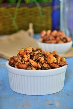 Make This Healthy Snack to Keep at Your Desk: Roasted Honey Cashew Trail Mix