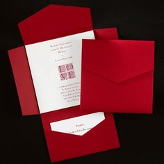Find This Pin And More On Pocket Wedding Invitations By Weddingneeds