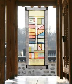 Modernized traditional Korean Fabric art and décor by designmeem