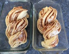 Bread Machine Cinnamon Twist Bread