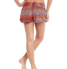 Shorts estampa onça | Saída de praia | De Mulher Para Mulher, Marisa