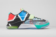 "Nike KD7 ""What The"""