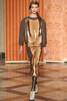 Antonio Marras Fall 2013 RTW
