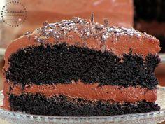 Τούρτα σοκολάτα. - Lamprouka Chocolate Cake, Cooking, Desserts, Cakes, Food, Chicolate Cake, Kitchen, Tailgate Desserts, Chocolate Cobbler