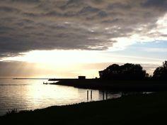 IJsselmeer, Lemmer, The Netherlands. My home town!