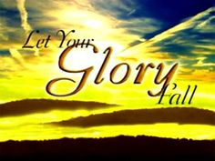 Let the Weight of Your Glory Fall - Paul Wilbur - with lyrics Praise Songs, Worship Songs, Psalm 100, Gods Glory, Most High, Singing, Lyrics, Christian Music, Fall