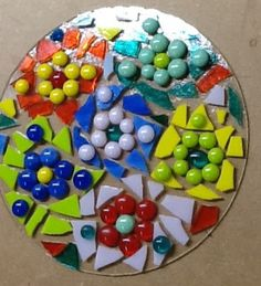 Glass Material, Build Your Own, Fused Glass, Garden Art, How To Introduce Yourself, Abstract, Create, Projects, Design