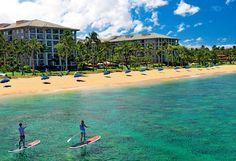 The Westin Kaanapali Ocean Resort Villas - can someone say second honeymoon? I can!